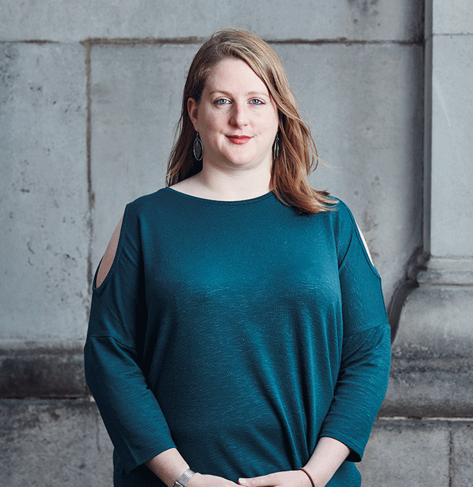 Photograph of Rachel Knowles, Head of Legal Practice